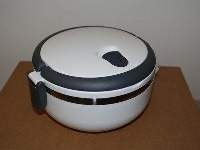 可提式不銹鋼隔熱便當盒 餐盒 保鮮盒 0.7L