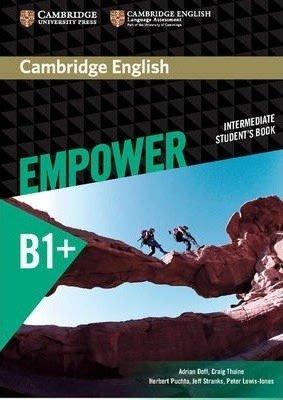 劍橋成人英語賦能系列(B1+ 中級) 英文原版 Cambridge English Empower Intermedia