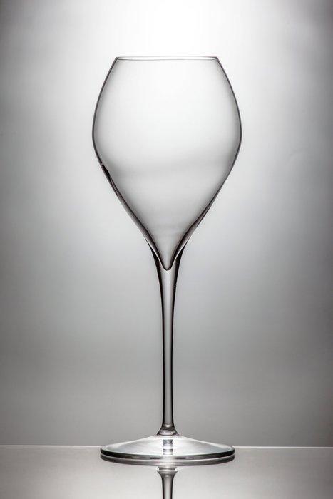 ☆波西米亞人☆法國Lehmann頂級球體系列 Jamesse 無鉛水晶香檳杯410ml(一只)