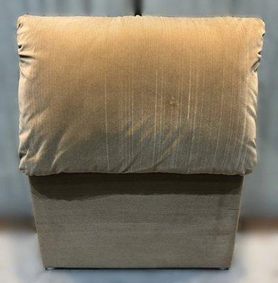 樂居二手家具(中) 便宜2手傢俱拍賣 B111311*咖啡3尺床頭片* 櫥櫃 收納架 鐵力士架 2手家具拍賣 沙發