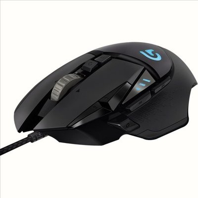 【捷修電腦。士林】羅技G502 Proteus Spectrum RGB 自調控遊戲滑鼠$ 2290