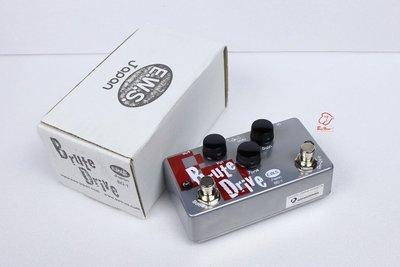 大鼻子樂器 日本 現貨保固 EWS Brute drive 單顆 效果器 BOSS