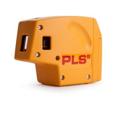 PLS5 紅光 5點雷射 墨線 放樣 美國 全新品 保固一年 非Bosch GPL5 【艾世達測量儀器網】