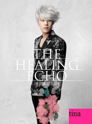 8eight 李賢韓國原版首張個人專輯Lee Hyun Vol. 1 - The Healing Echo 全新未拆下標即售