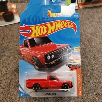 Hot Wheels HW HOT TRUCKS MAZDA REPU