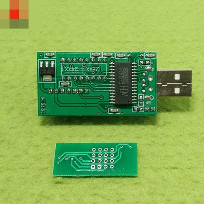 CH341A 24 25 USB程式設計器 路由器DVD主機板顯卡 刷BIOS 燒寫器 W313-2[363830]