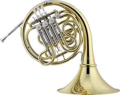 【現代樂器】現貨!Jupiter JHR-1100 DQ French horn 法國號 F/Bb 雙調 可拆式JHR1100