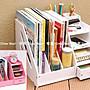 DIY桌面收納書架 環保無毒 加厚 耐用 防水 ...
