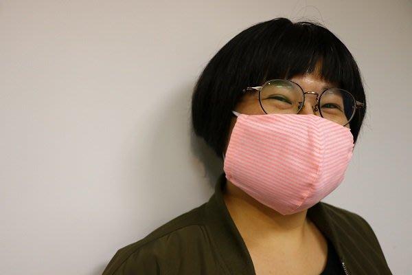 陽光多功能環保口罩-夏日款(布口罩、口罩套、公益商品)