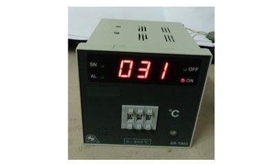 0~400度指撥指撥高溫型溫度控制器 尺寸96mm*96mm (含1支感溫棒)