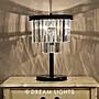【DREAM LIGHTS】美式水晶桌燈 Edgar 1041T...