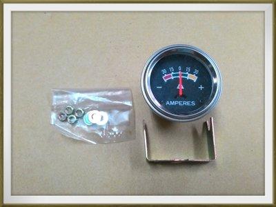 ~帝益汽材~各式車種 加裝 安培表 安培錶 電流表 電流錶 30A~ 賣溫度錶、機油錶~