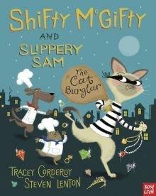 *小P書樂園* Shifty McGifty and Slippery Sam: The Cat Burglar