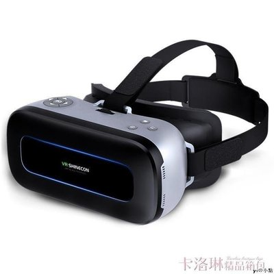 ☆.Jennie衣櫥o 摩士奇VR一體機3D立體4K電影4D游戲機電腦版RV眼睛家庭室內頭戴式體感游戲DF545