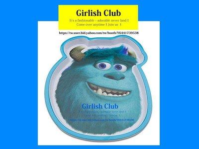 【Girlish Club】DISNEY 大毛怪造型餐盤(c254)小熊維尼米奇米妮餐具碗叉子湯匙gap三一一元起標