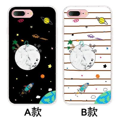 K&M 幻想月亮宇宙 空壓殼 手機殼 OPPO A3 A77 A73S A73 A75S A75 A57 A39