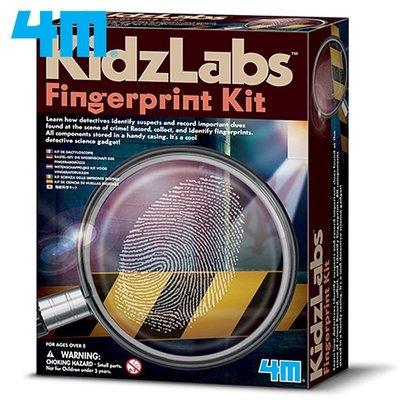 4M偵探科學Detective Science-Fingerprint採集指紋密碼戰00-03248教具組Kit   愛麗小屋@店 wdp