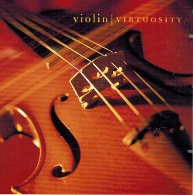 音樂居士*Jim Brandmeier 火舞小提琴 Violin Virtuosity*CD專輯