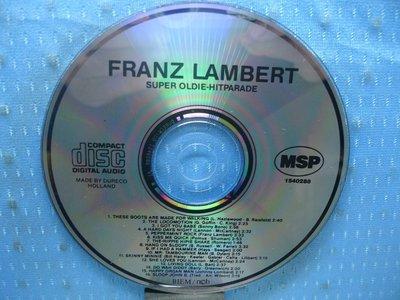 [無殼光碟]DF FRANZ LAMBERT SUPER OLDIE HITPARADE MADE IN HOLLAND
