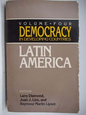 【月界】Democracy in Developing Countries:Latin America 〖政治〗AJT