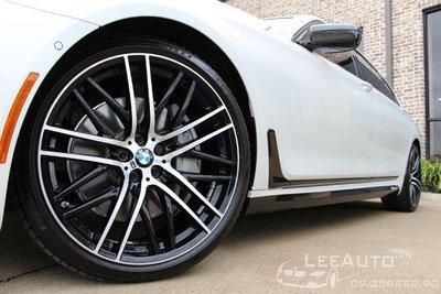 ✽顯閣商行✽BMW 德國原廠 M Performance G32 6GT 650M 21吋 輪圈含胎組 鋁圈配胎組LCI