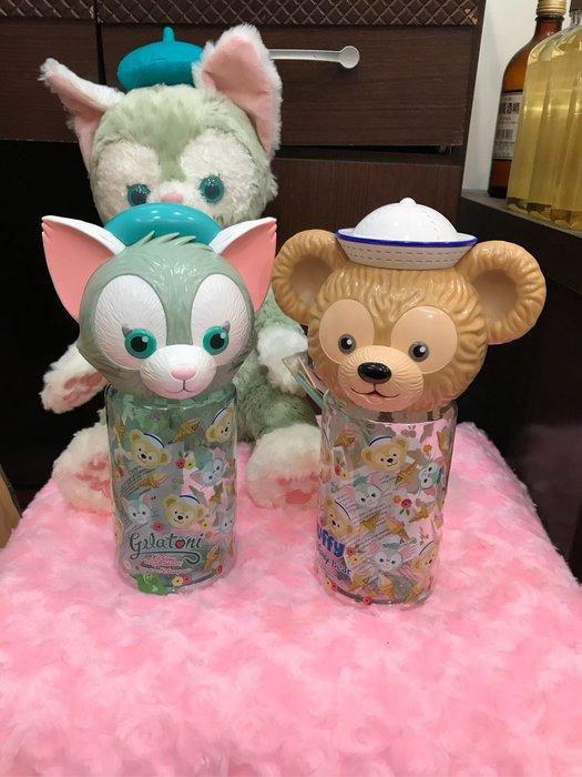 現貨 達菲 雪莉玫 畫家貓 Duffy 史黛拉兔 水壺 茶壺 水杯 杯子 迪士尼樂園