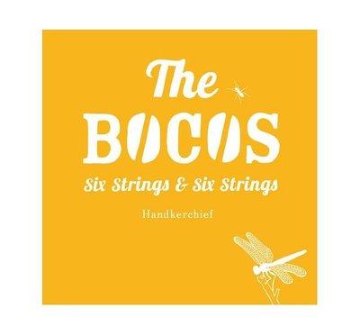 合友唱片 THE BOCOS / Six Stirngs&Six Stirngs handkerchief 手帕 CD