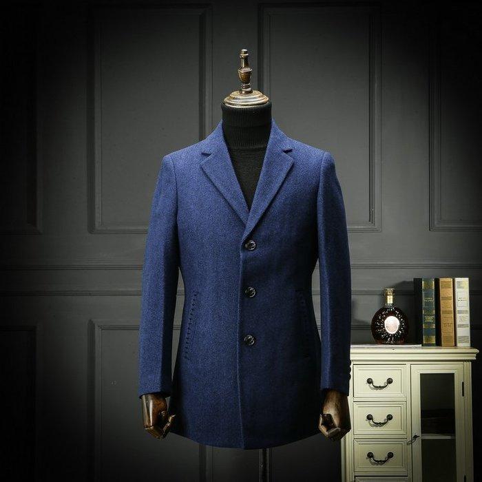 東大門平價鋪  國內撤櫃尾單男士時尚休閒西服,  青年通勤呢子羊毛外套春裝