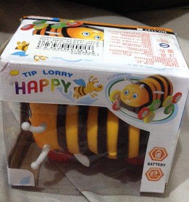 全新小蜜蜂電動翻滾車