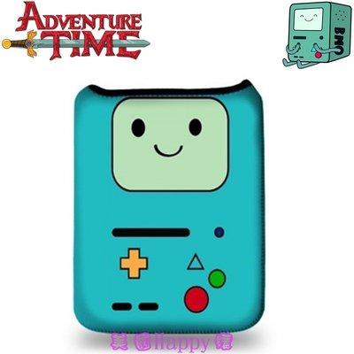 現貨☆ ╮美國Happy購╭☆ Adventure Time 探險活寶 iPad 防水潛水布保護套(袋) 美國製