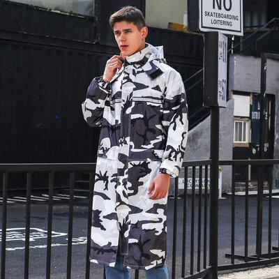hello小店-雨衣長款全身迷彩連體成人雨衣套裝加厚男女旅游戶外雨衣外套雨披#鞋套#防雨鞋套#防沙鞋套