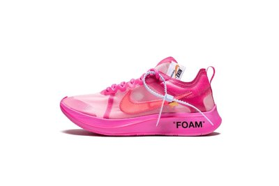 Off-White x Nike Zoom Fly Pink AJ4588-600