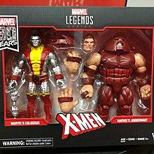 Hasbro Marvel Legends Series 80 Years X-Men Colossus Juggernaut