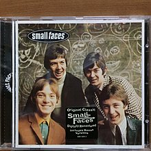 CD Small Faces Small Faces (Germany)