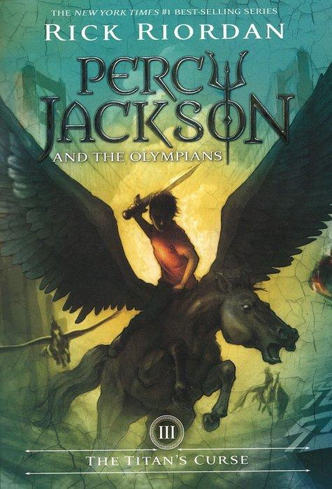 *小貝比的家*PERCY JACKSON #3 : THE TITAN'S CURSE/平裝/12歲以上
