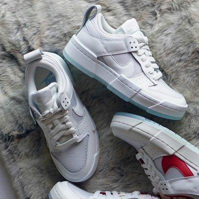 [RG專業代購]Nike Dunk Low Disrupt Photon Dust (W)街頭男女穿搭板鞋(+)