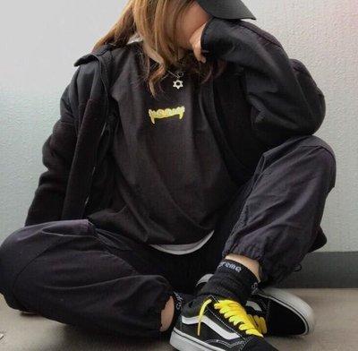 全新正品Supreme 2019SS Fronts Tee 鑽石 金牙BOX LOGO