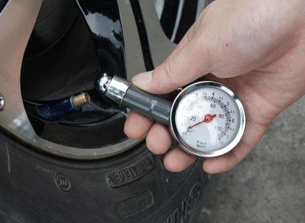 【雜貨鋪】可洩壓 放氣 汽車胎壓計 車用盒裝胎壓表 輪胎胎壓計 便攜式胎壓計 指針輪胎壓力表