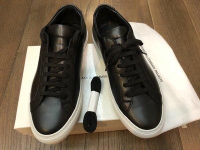全新 COMMON PROJECTS by WOMEN 黑色休閒鞋