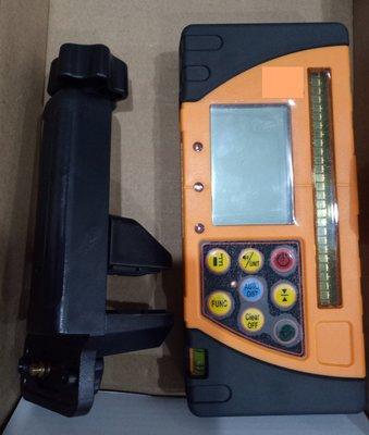 【宏盛測量儀器】LAISAI LS722雷射水平儀 紅光/綠光通用 數字型接收器 1mm精度 + 30M測距儀