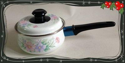 ~ SUEPR98 ~ 彩色陶瓷鍋 琺瑯單柄鍋 彩色鍋 湯鍋  直 299元  ~