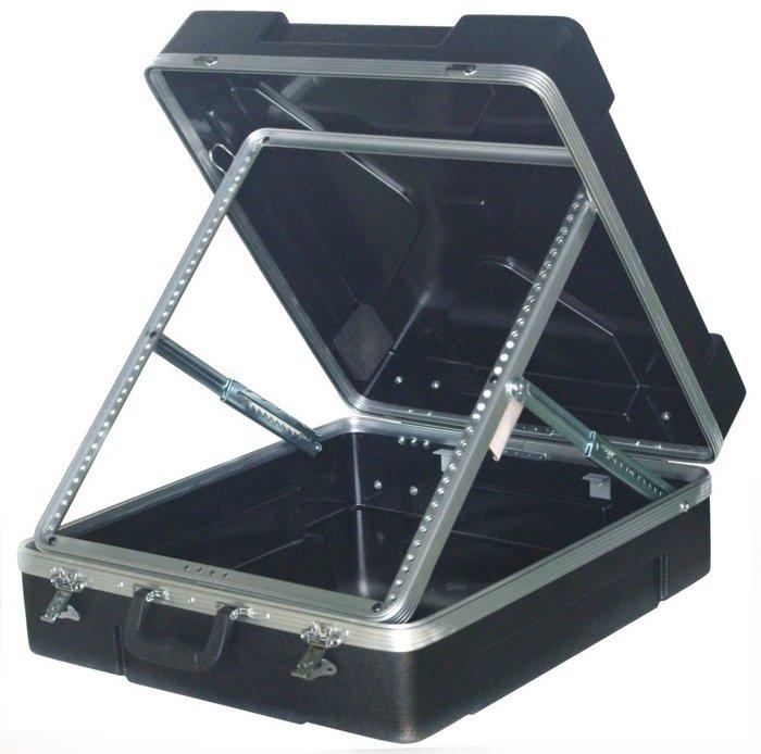 【六絃樂器】全新航空瑞克箱 ABS 12UK 混音器機櫃 / 舞台音響設備 專業PA器材