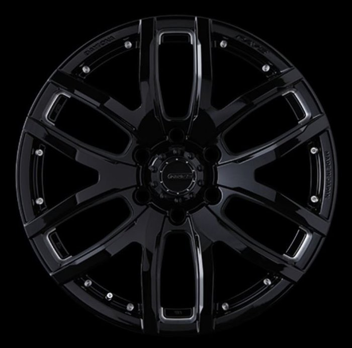 DJD190518451 日本正RAYS FDX F6 17-20吋 鍛造鋁圈 輕量化 依當月報價為準