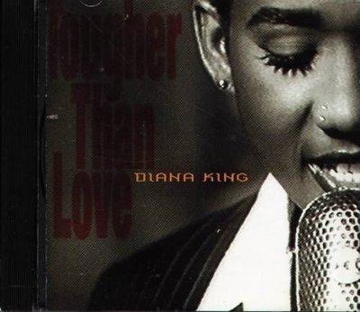 八八 - Diana King - Tougher Than Love - 日版 CD+2BONUS