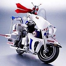 全新 魂 限定 SHF 昭和 幪面超人 Super 1 One + 電單車 V Machine Set [共一盒] 啡盒未開