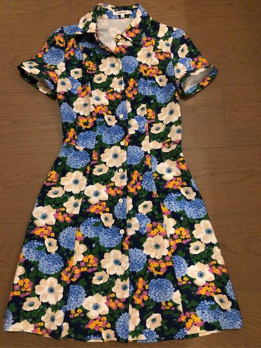 34# Carven 花洋裝