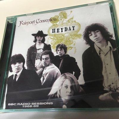 全新 CD Fairport  Convention / Heyday