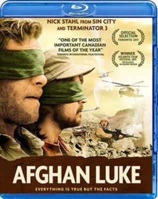 【藍光電影】阿富汗盧克 2012阿富汗戰爭力作 22-058
