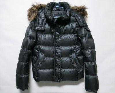 全新品 NET服飾 黑色羽絨外套6號(M號) 喜歡 lativ 外套的人也可以參考喔