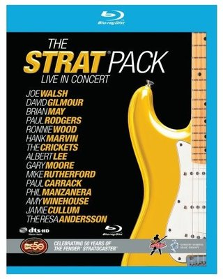The Strat Pack Live In Concert 吉他大師倫敦演奏會 2004 25G@ba57160